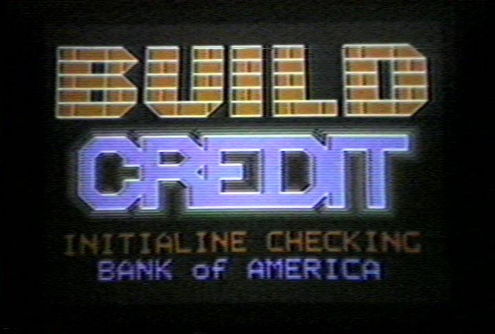BofA: Build Credit