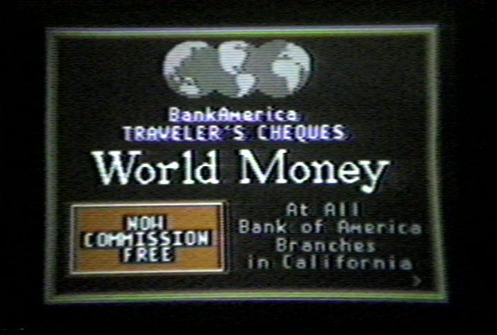 BofA:  World Money