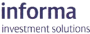 Logo: Informa Investment Solutions