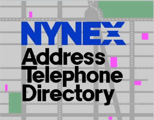 Nynex Address Directory