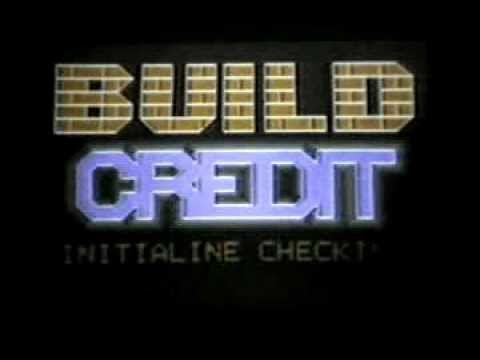 Build Credit: Bank of America (1982)